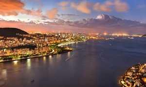 Географические координаты Рио-де Жанейро (широта и долгота)