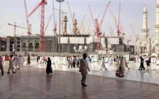 Мечеть Хаджи Али, подробное описание и фото