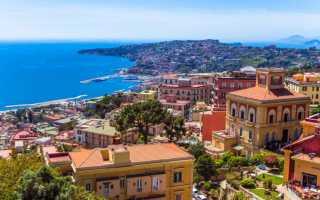 Достопримечательности Неаполя (Италия): 33 места с фото и описаниями