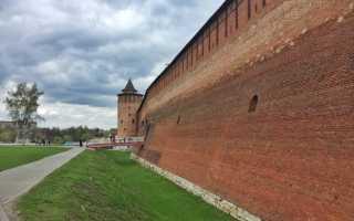 Сколько км от Москвы до Коломны? (на машине, поезде)