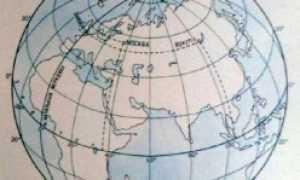 Географические координаты Севастополя (широта и долгота)