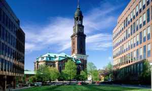 Церковь Святого Михаила в Гамбурге, подробно
