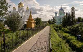 Сколько км от Москвы до Дивеево? (на машине)