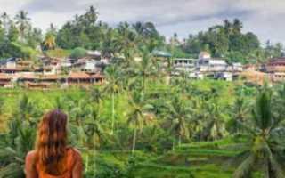 Бали – маленький остров бесконечного вдохновения