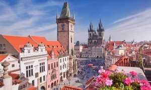 Прага — красивейший город Восточной Европы