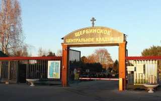 Щербинское кладбище, Москва (как добраться на общественном транспорте, метро, автобусе, автомобиле)