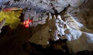 Новоафонская пещера в Абхазии (17 фото, карта, режим работы)