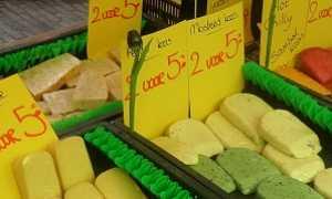 Рынки и магазины Амстердама