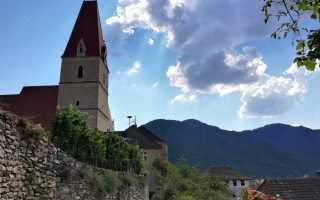 Долина Вахау, Австрия (достопримечательности, фото, отзывы)