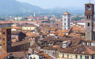 Достопримечательности Лукки (Италия): 24 места с фото и описаниями