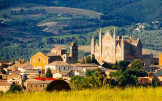 Достопримечательности Орвието (Италия): 23 места с фото и описаниями