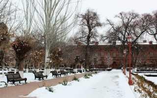 Отдых в Ереване в январе 2020 (погода, цены, отзывы туристов)