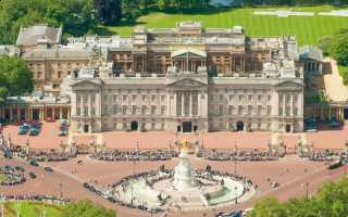 Букингемский дворец в Лондоне (17 фото, описание, информация)