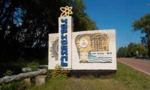 Где находится Припять (на карте, координаты)