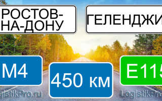 Сколько км от Ростова-на-Дону до Геленджика? (на машине, самолете)