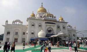 Храм Сикхов Бангла, Как добраться описание и фото