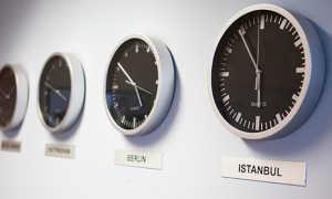Разница во времени (Москва – Турция)
