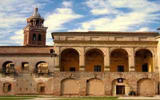 Достопримечательности Мантуи (Италия): 23 места с фото и описаниями