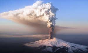 Географические координаты вулкана Этна (широта и долгота)