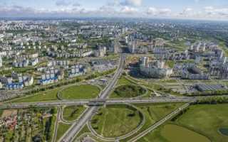 Города Белоруссии, список по алфавиту