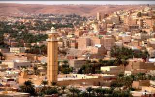 Хаммам Мескутин в Алжире (7 фото, информация, описание)