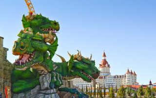Сочи-парк – «Русский Диснейленд»