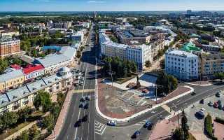 Сколько км от Саратова до Рязани: на машине, поезде