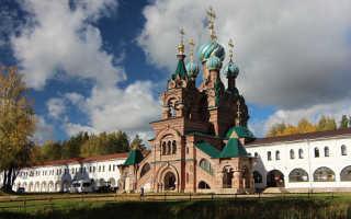 Николо-Сольбинский женской монастырь