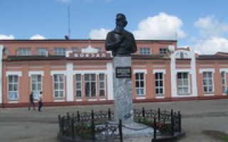 Сколько км от Перми до Верещагино: на машине