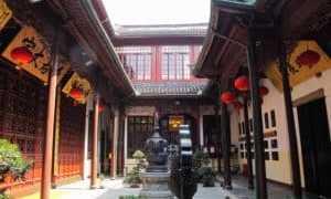 Храм Нефритового Будды в Шанхае, описание и фото
