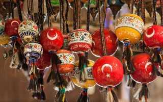 Что привезти из Турции? Подарки и сувениры из Турции