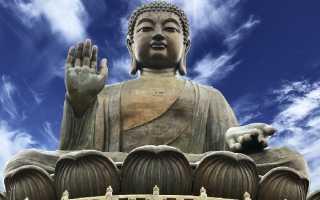 Большой Будда в Гонконге, фото и описание