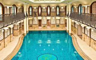 Европейский отель для гостей из Европы