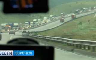 Сколько км от Воронежа до Бутурлиновки: на машине