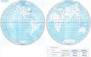 Географические координаты Нью-Йорка (широта и долгота)