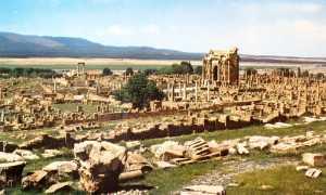 Тимгад, Алжир (9 фото, описание, информация)