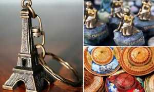 Сувениры и подарки из разных стран