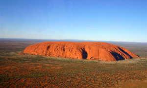 Скала Улуру, Австралия (8 фото, отзывы, адрес)