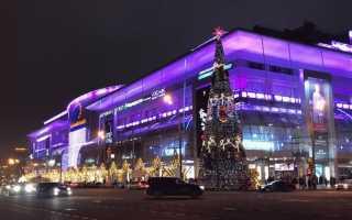 "ТЦ ""Европейский"" , Москва (как добраться на метро, автобусе, автомобиле)"