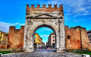 Достопримечательности Римини (Италия): 34 места с фото и описаниями