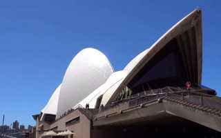 Сиднейский оперный театр, Австралия (14 фото, описание)