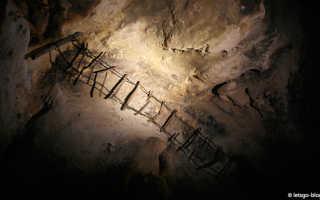Где находятся Карлсбадские пещеры (на карте, координаты)