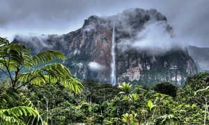 Где находится Каракас: коордитаны, широта и долгота, Каракас на карте мира
