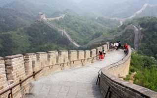 Первый раз в… Китай