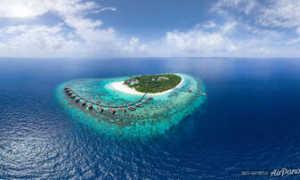 Основные атоллы Мальдив