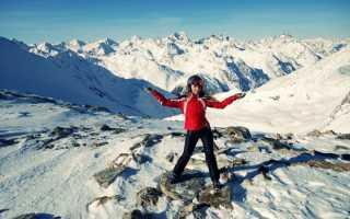Как выбрать курорт для катания на лыжах в Австрии