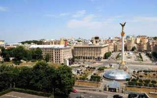 Что посмотреть в Киеве за один день?
