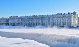 Новогодние экскурсии по Санкт-Петербургу