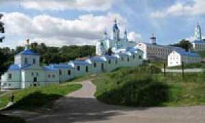 Коренная пустынь в Курской области, описание и адрес