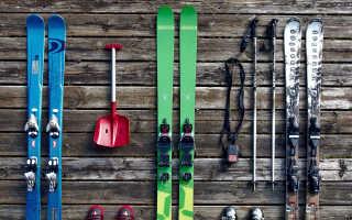 Как перевезти горные лыжи до курорта